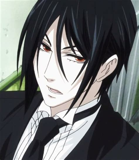 black butler sebastian michaelis sexy post a picture of your favorite anime character ever