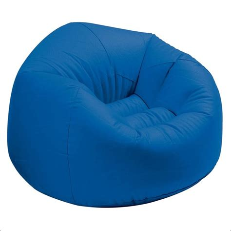 silla sillon puff inflable hogar 68558 intex 100kg - Silla Puff