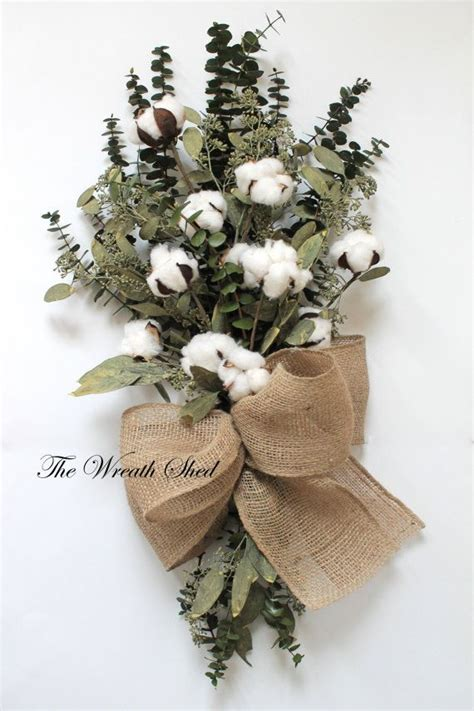 xmas floral decoration using cotton stalks 17 best images about cotton pickin south yall on alabama tennessee and soldiers