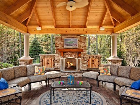 essentials for creating a beautiful outdoor room hgtv