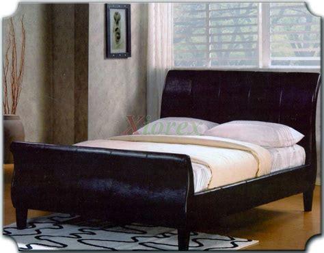 upholstered platform bedroom furniture set 153 xiorex upholstered sleigh platform bed furniture 181 xiorex