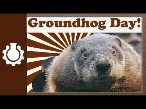 groundhog day trailer español 37 best images about groundhog day on