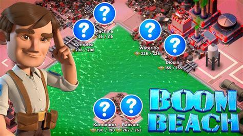 i mod game boom beach beating boom beach operation dead end winning the game