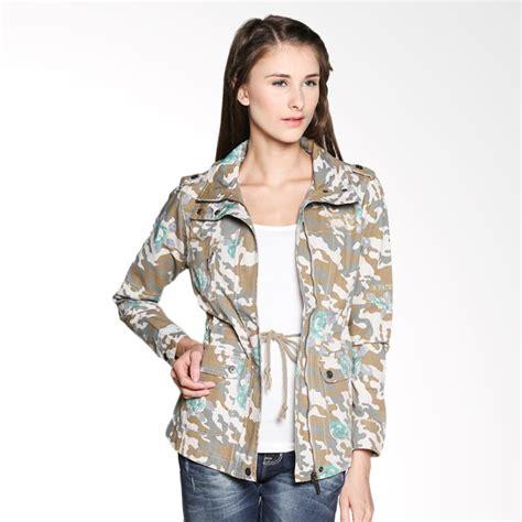 Outwear Pakaian Wanita Ako 110630 jual ako army 11 0239 jaket wanita harga