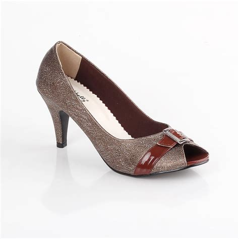 High Heels G 5022 Gareu Co sepatu formal kerja wanita high heels blackkely llm 640