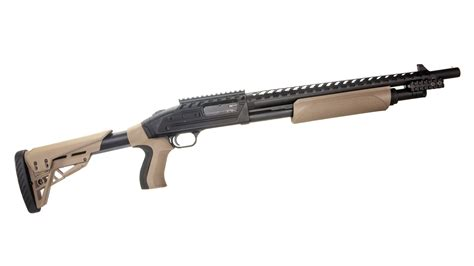 American Rifleman   NRA Gun of the Week: Mossberg 500 ATI