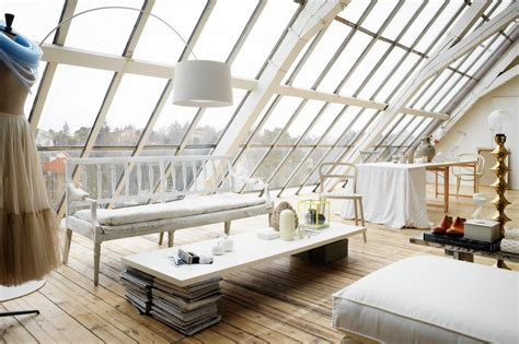 white loft white rooftop loft panda s house