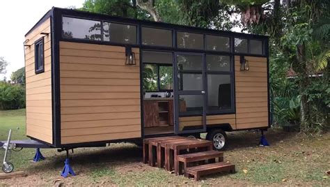 wooden tiny prefab mobile trailer house for sale buy