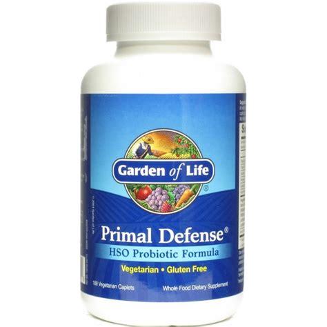 Garden Of Prenatal Probiotic Garden Of Primal Defense 180 Caplets The