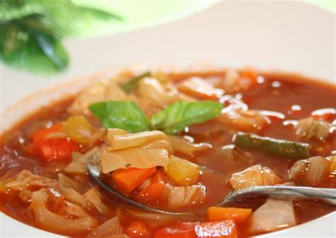 vegetable soup recipes with cabbage cabbage vegetable soup recipe dishmaps