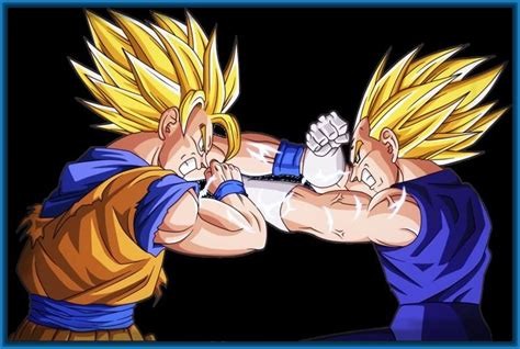 imagenes de dragon ball z dios super sayayin fotos de dragon ball z goku super sayayin archivos