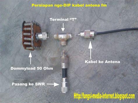 50 Metre Carré by Cara Dip Kabel Antena Pemancar Fm 3brothers Study