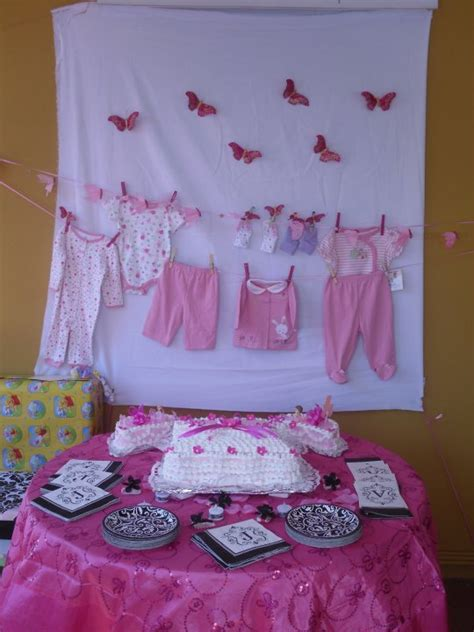 at home baby shower ideas baby shower decorations decoration ideas