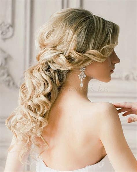 bridal hairstyles thick hair f 233 lkontyok esk 252 vői f 233 lkonty divat pinterest