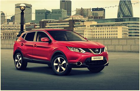 nissan family car nissan qashqai has become the safest small family car to drive