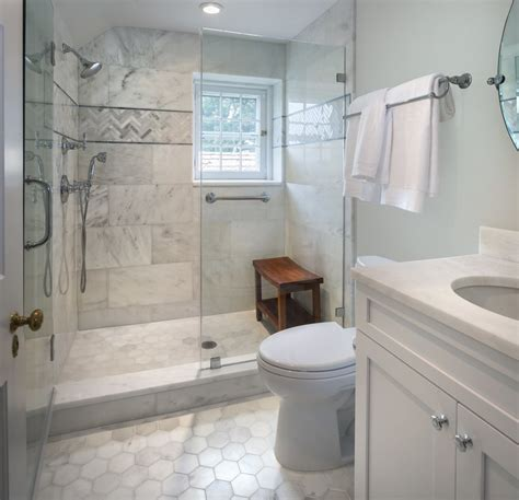 bathroom white theme based small bathroom setup ideas