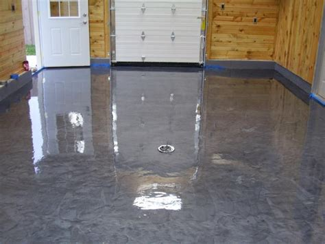 cool garage floors cool garage floor coating ideas to furnish your garage
