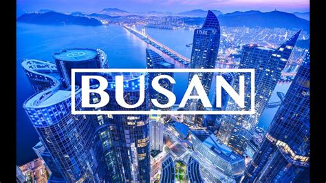 busan haeundae south korea travel journal youtube