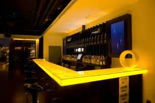 light up bar top idea basement bar ideas