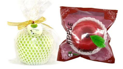 Squishy Apel Gigit Apple Squishy areedy green apple squishy no