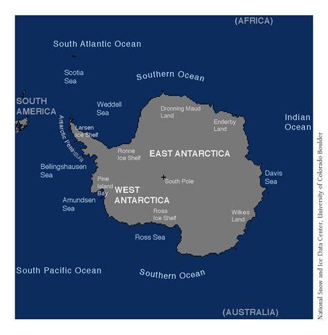 map of antarctica map of antarctica arctic sea news and analysis