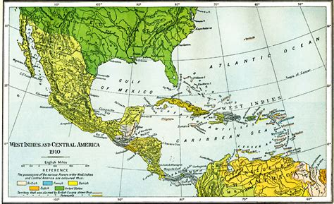 west indies political map map of central america and west indies new york map