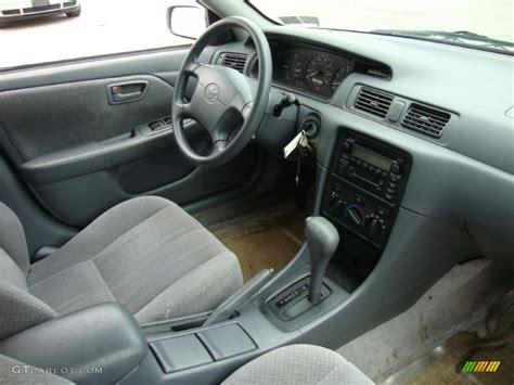 2000 Toyota Camry Interior Gray Interior 2000 Toyota Camry Le Photo 41064375