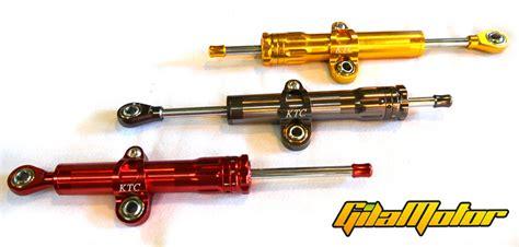 Lu Warna Warni Untuk Motor unik stabilizer setang warna warni centil buat yamaha r25
