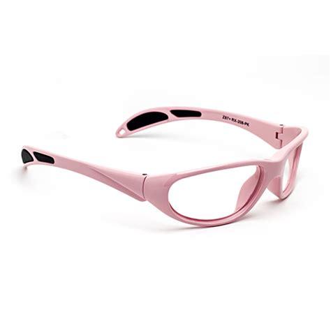 rx 208 prescription safety glasses wraparound frame rx