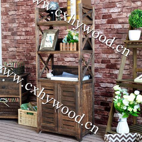 Nomor Rumah Burung Pesanan Khusus produsen langsung pasokan kayu rak display buku untuk
