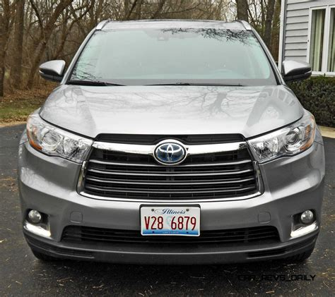 How Much Is A Toyota Highlander 2015 Toyota Highlander Hybrid Review