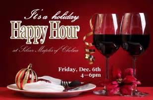 nice happy hour invitation card designs cheerful happy