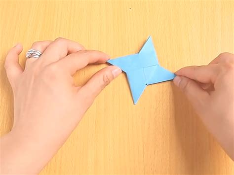 What To Make Out Of Paper - how to fold an origami shuriken with pictures