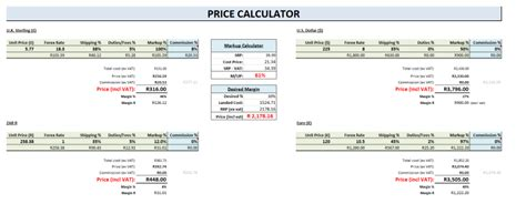 ecommerce university shipping calculator showing html how to calculate the landed cost and price your imported