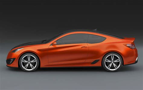 Delightful Affordable All Wheel Drive Sports Cars #9: Hyundai-Concept-Genesis-Coupe-3-lg.jpg