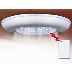 Remote Light Fixtures by Everyday Home Cordless Ceiling Wall Light With Remote