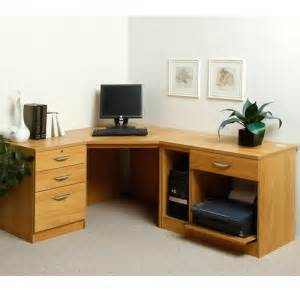 Home Office Desk Storage Corner Desk Units With Storage For A Home Office Or Study