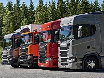 scania europe scania xt construction truck range launched