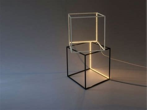 Light Bathroom Ideas The Supercube Led Floor Lamp