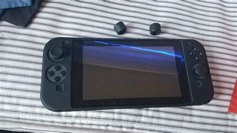 tecboss silicone for nintendo switch and con review
