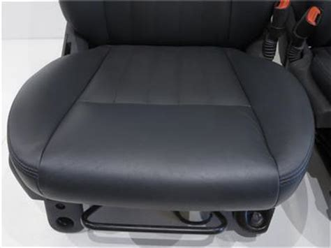 2006 jeep grand replacement seats jeep grand oem replacement leather seats 2005