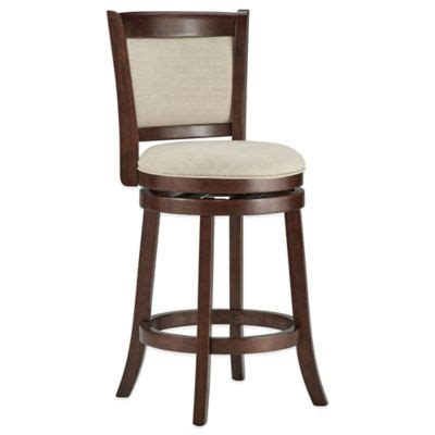 Bar Stools Bed Bath And Beyond by Buy Swivel Bar Stool From Bed Bath Beyond