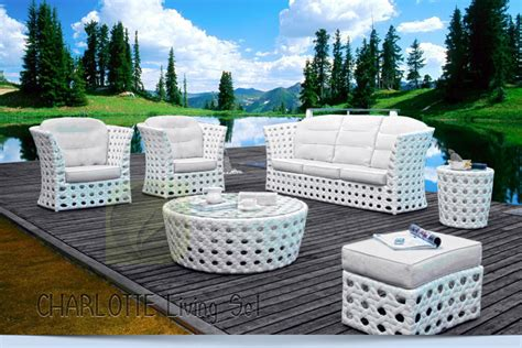 Charlotte Set Synthetic Rattan Furniture Stuff To Buy Outdoor Furniture Indonesia