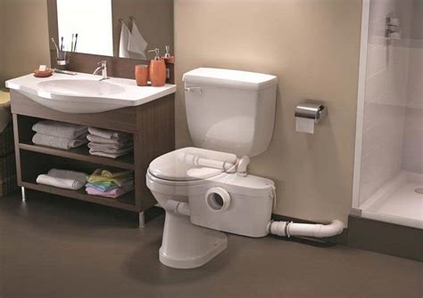 saniflo bathrooms saniflo toilet with saniaccess 3 macerating pump bath