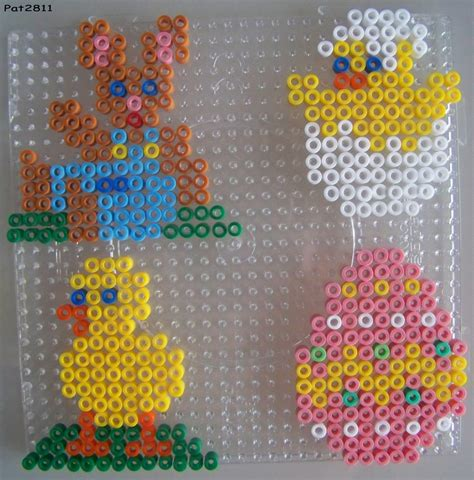 easter hama 1000 images about hama on perler