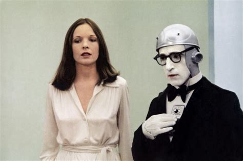 The Sleeper Woody Allen by Review Sleeper 1973 Kubrick On The Guillotine