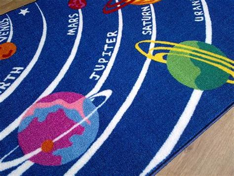 planet rug childrens planets rug from only 163 19 99 fast free delivery