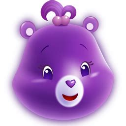 share bear icon  care bears icons iconspedia