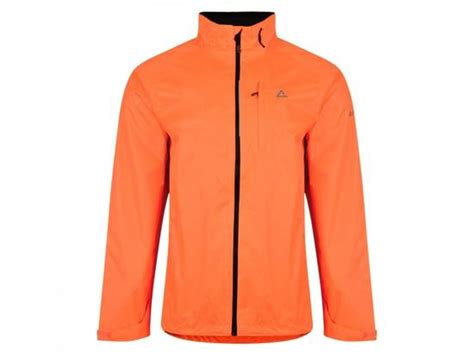 best waterproof breathable cycling jacket 2b mens waterproof breathable cycling jacket orange