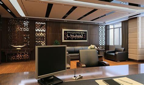 luxury ceo office modern  retro marks office